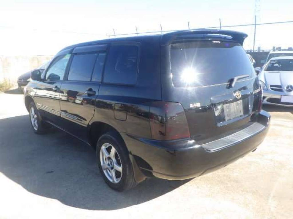 Used 2005 AT Toyota KLUGER ACU20W Image[3]