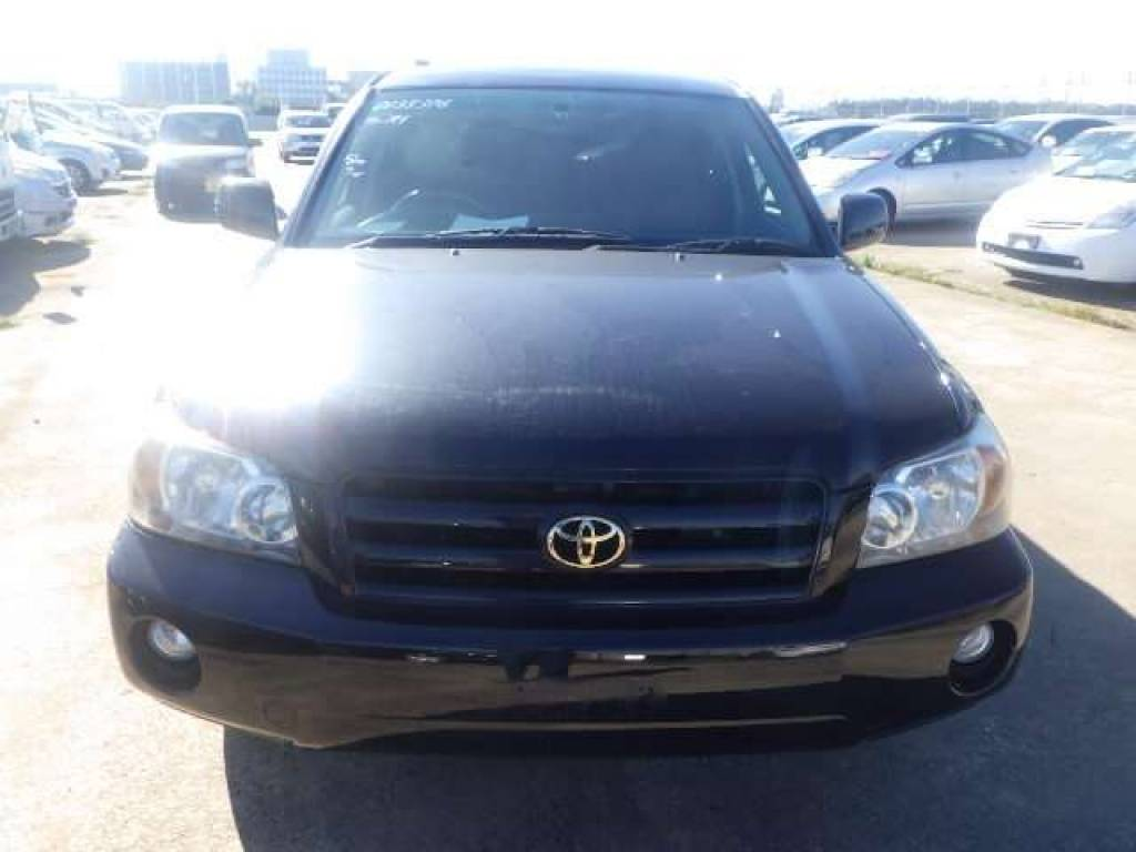 Used 2005 AT Toyota KLUGER ACU20W Image[5]