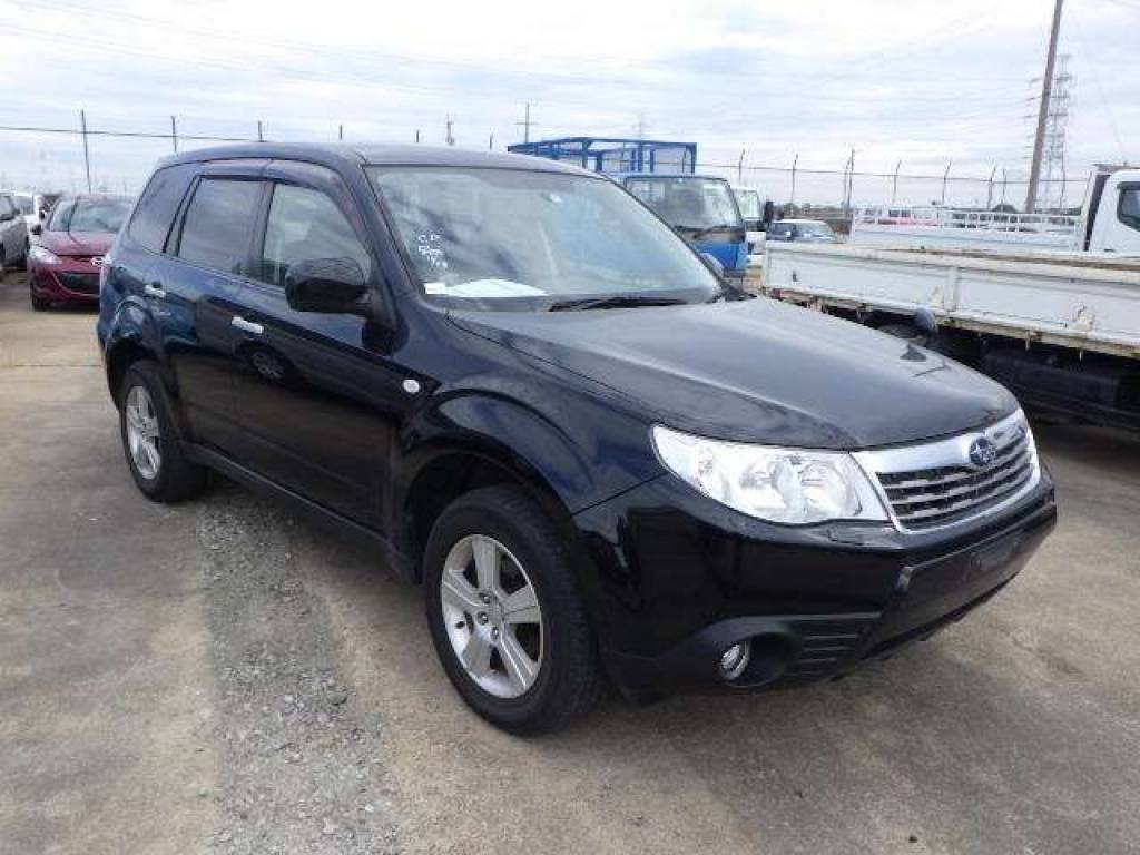 Used 2008 AT Subaru Forester SH5 Image[1]