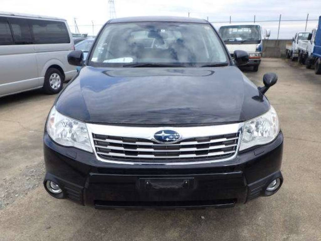 Used 2008 AT Subaru Forester SH5 Image[3]