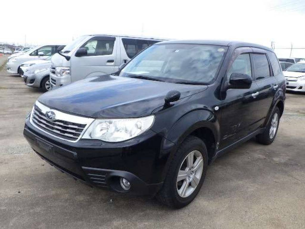 Used 2008 AT Subaru Forester SH5 Image[2]