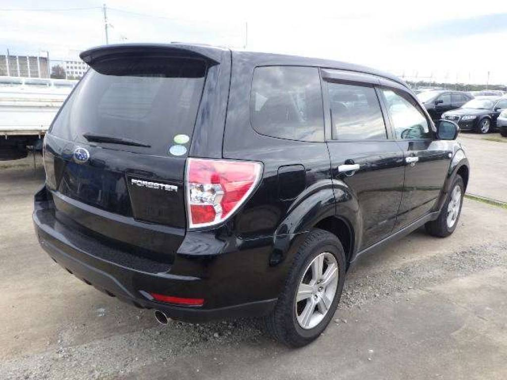 Used 2008 AT Subaru Forester SH5
