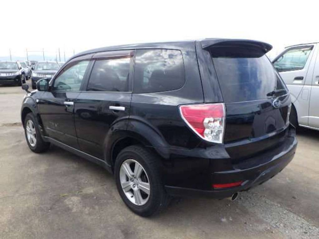 Used 2008 AT Subaru Forester SH5 Image[6]