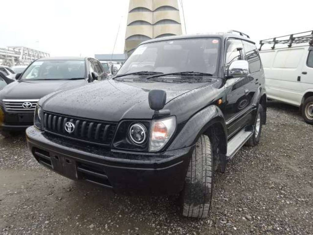 Used 1997 AT Toyota Land Cruiser Prado RZJ90W