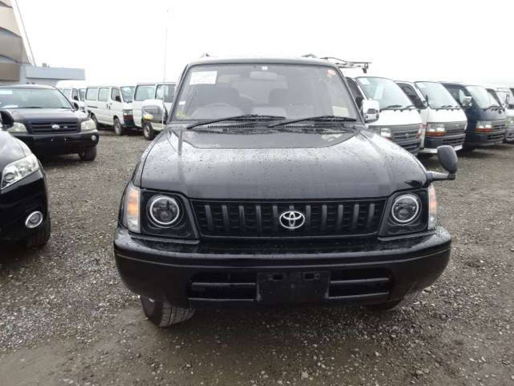 Used 1997 AT Toyota Land Cruiser Prado RZJ90W Image[4]
