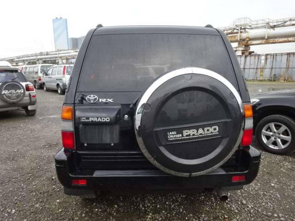 Used 1997 AT Toyota Land Cruiser Prado RZJ90W Image[5]