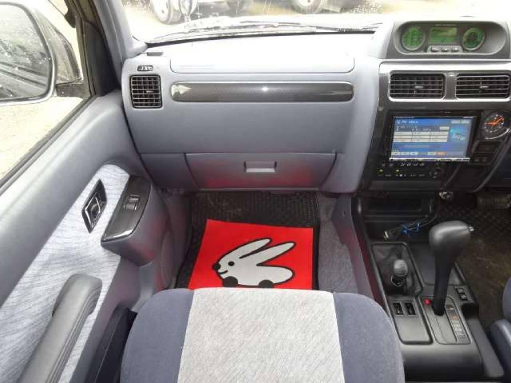 Used 1997 AT Toyota Land Cruiser Prado RZJ90W Image[12]