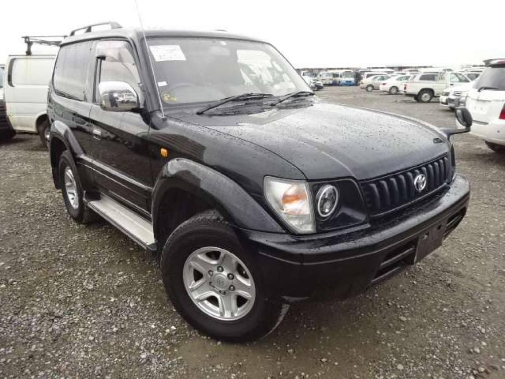 Used 1997 AT Toyota Prado RZJ90W Image[1]