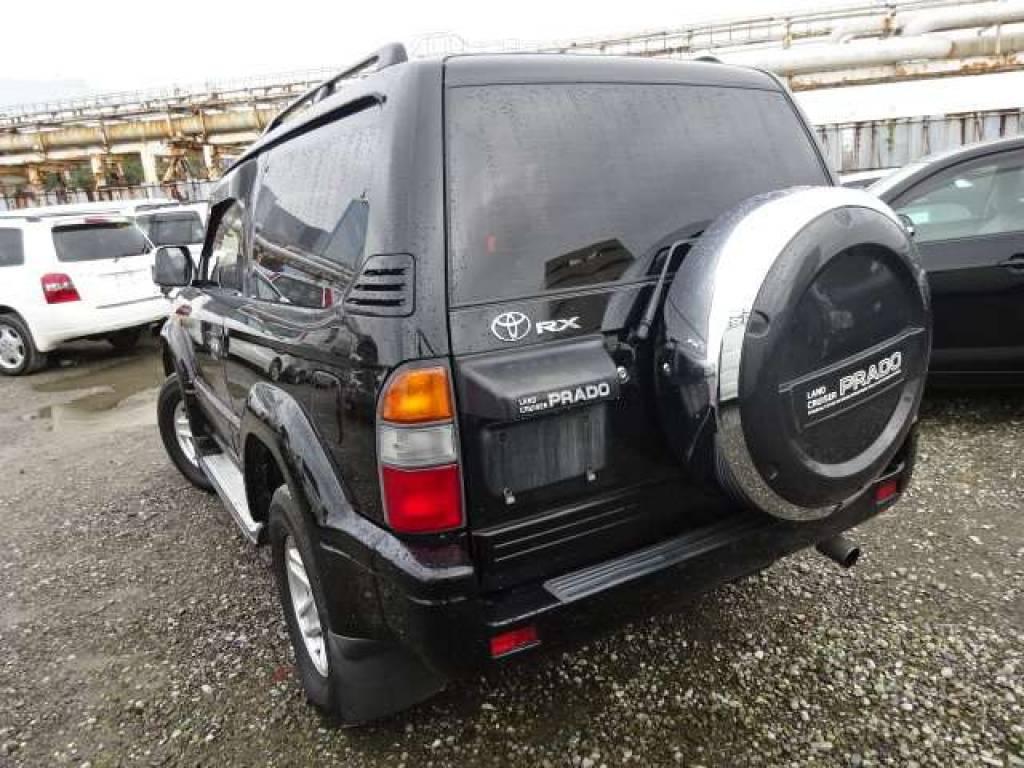 Used 1997 AT Toyota Prado RZJ90W Image[3]