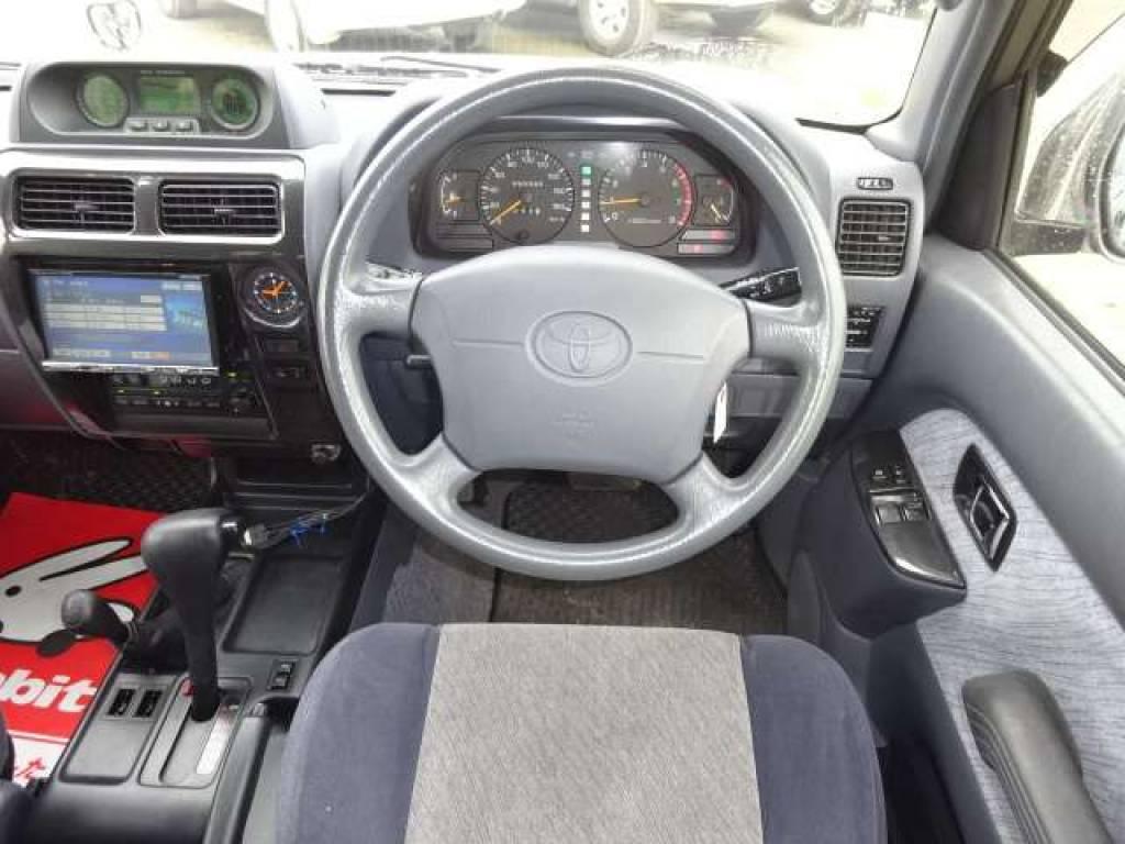 Used 1997 AT Toyota Prado RZJ90W Image[11]