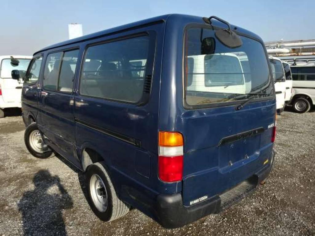 Used 2002 MT Toyota Hiace Van RZH102V Image[2]