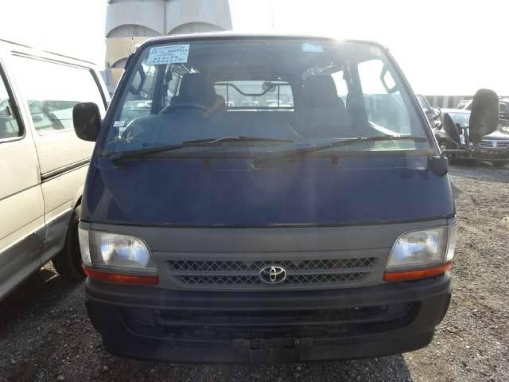 Used 2002 MT Toyota Hiace Van RZH102V Image[6]