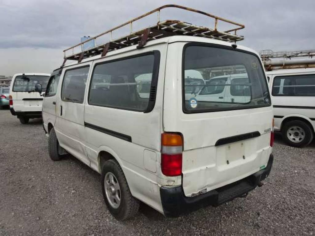 Used 2004 AT Toyota Hiace Van TRH112V Image[2]