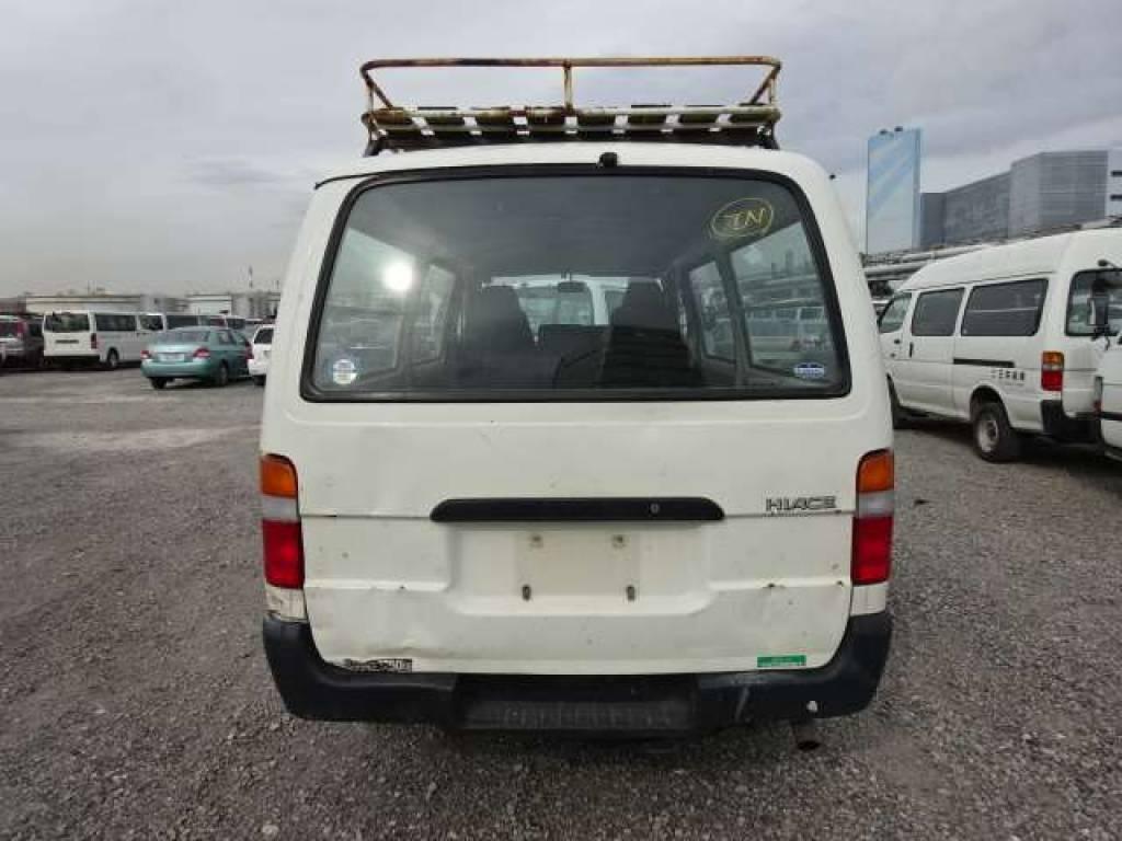 Used 2004 AT Toyota Hiace Van TRH112V Image[5]