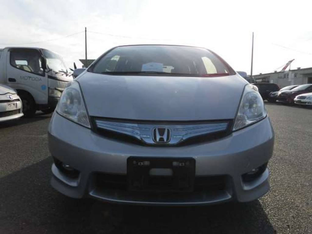 Used 2012 AT Honda Fit Shuttle GP2 Image[2]