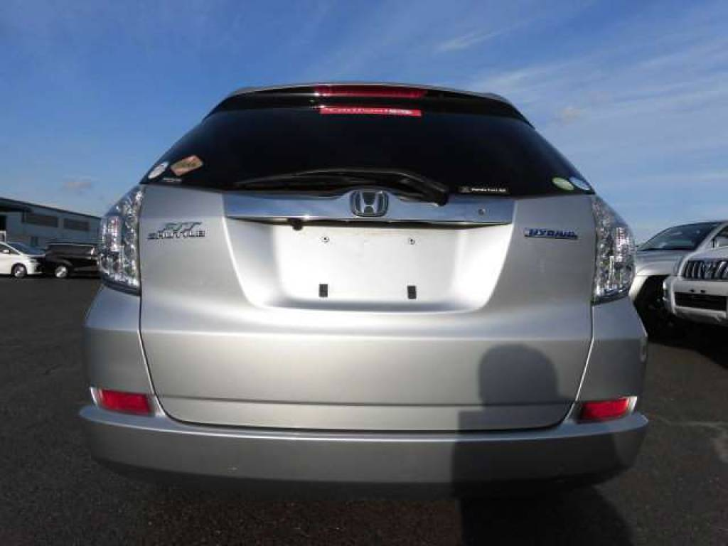 Used 2012 AT Honda Fit Shuttle GP2 Image[3]