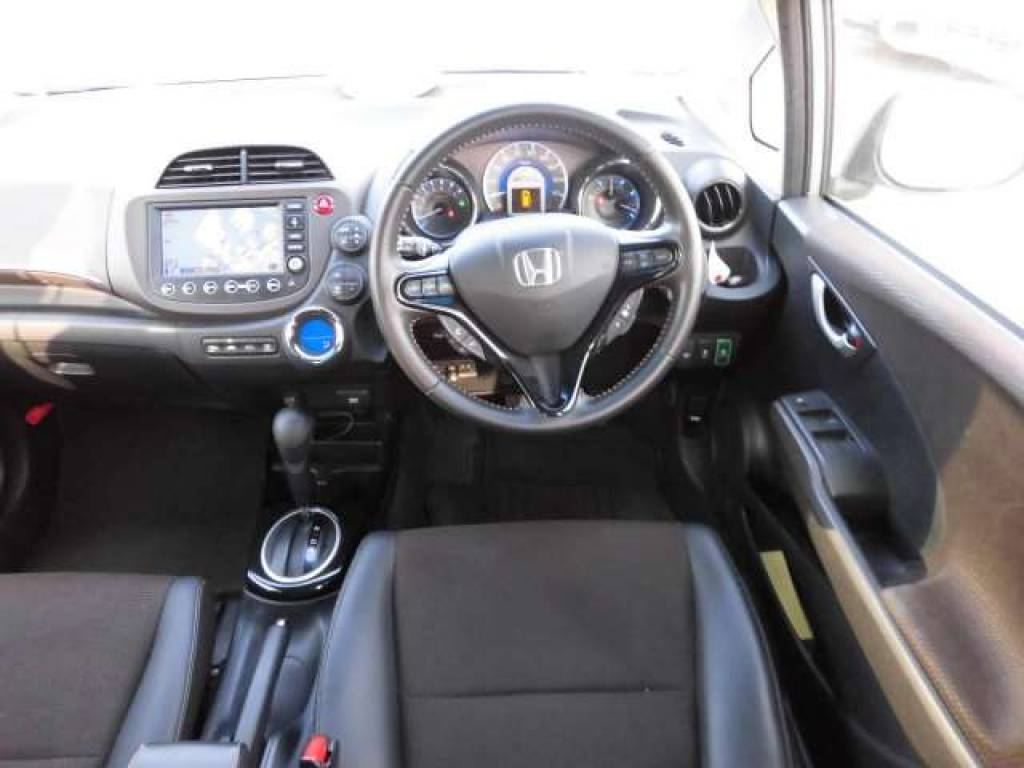 Used 2012 AT Honda Fit Shuttle GP2 Image[12]