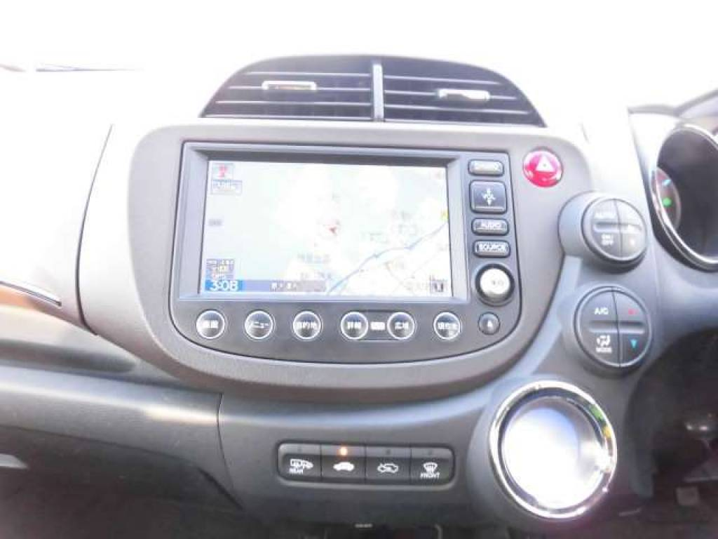 Used 2012 AT Honda Fit Shuttle GP2 Image[15]