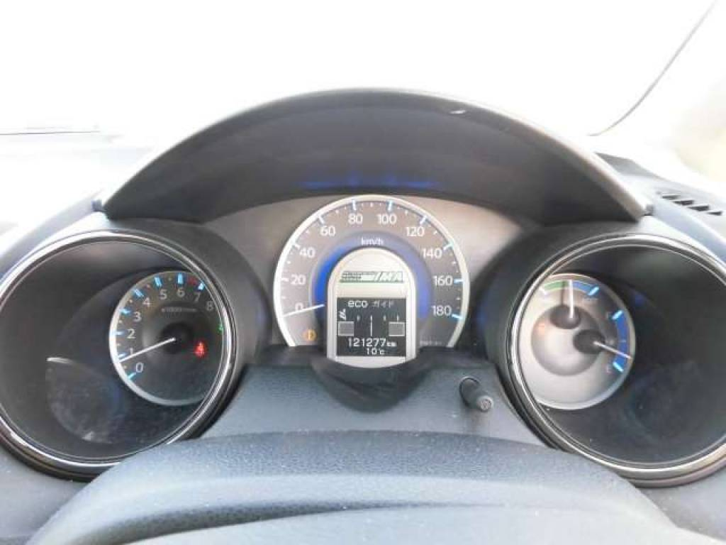 Used 2012 AT Honda Fit Shuttle GP2 Image[16]