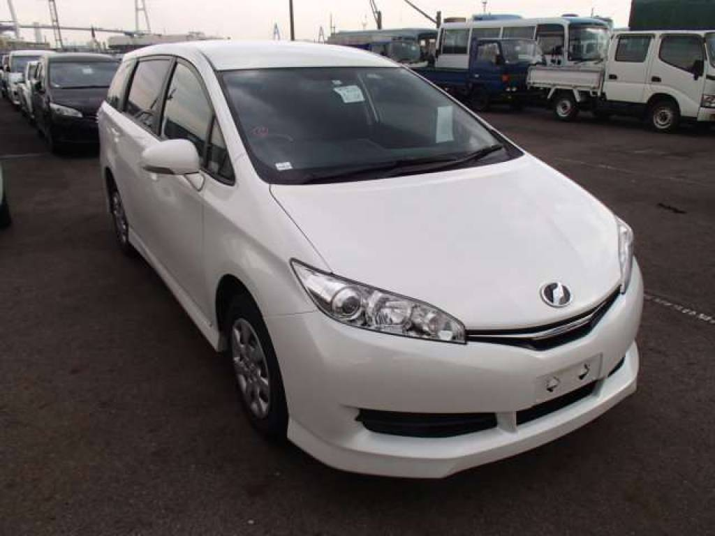 Used 2015 AT Toyota Wish ZGE25G