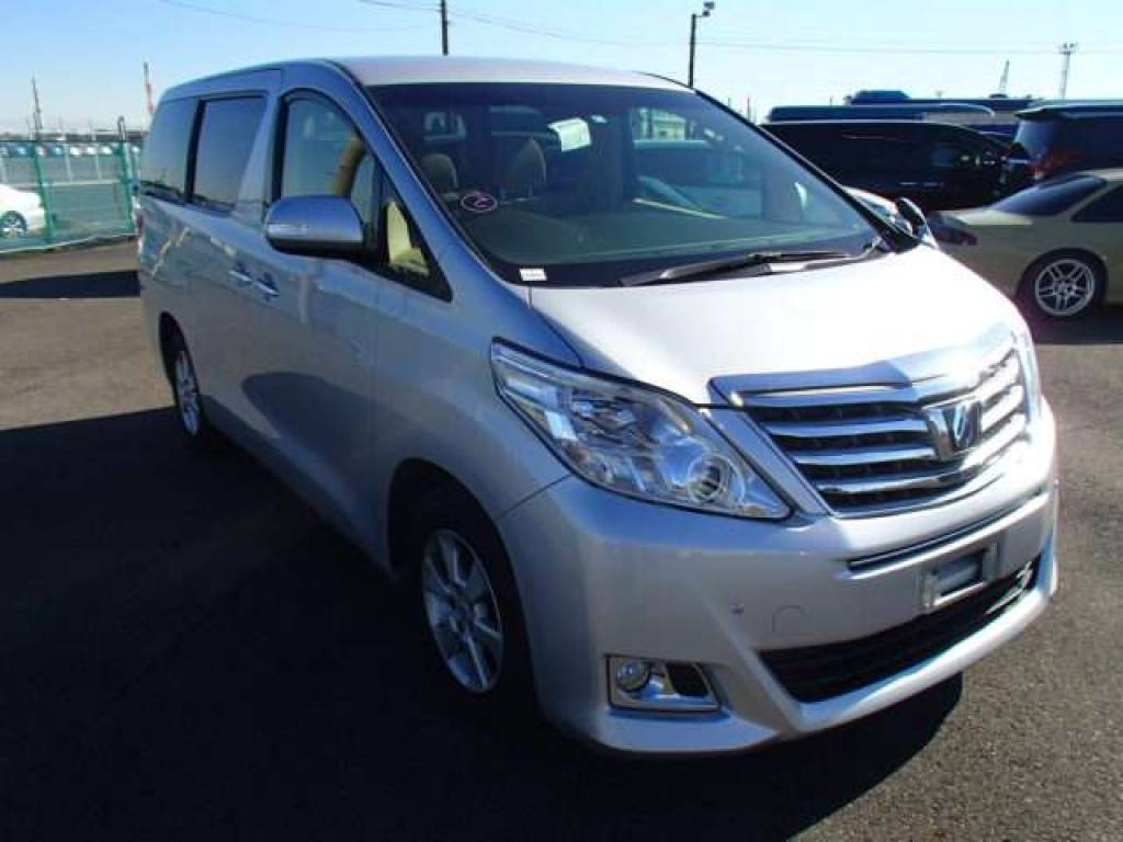 Used 2014 AT Toyota Alphard ANH20W