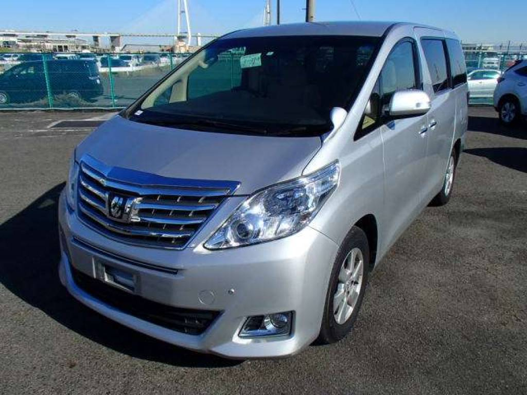 Used 2014 AT Toyota Alphard ANH20W Image[1]