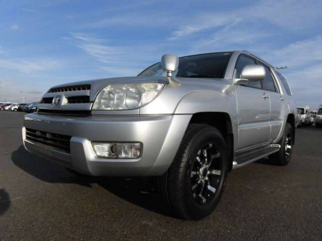 Used 2004 AT Toyota Hilux Surf RZN210W Image[2]