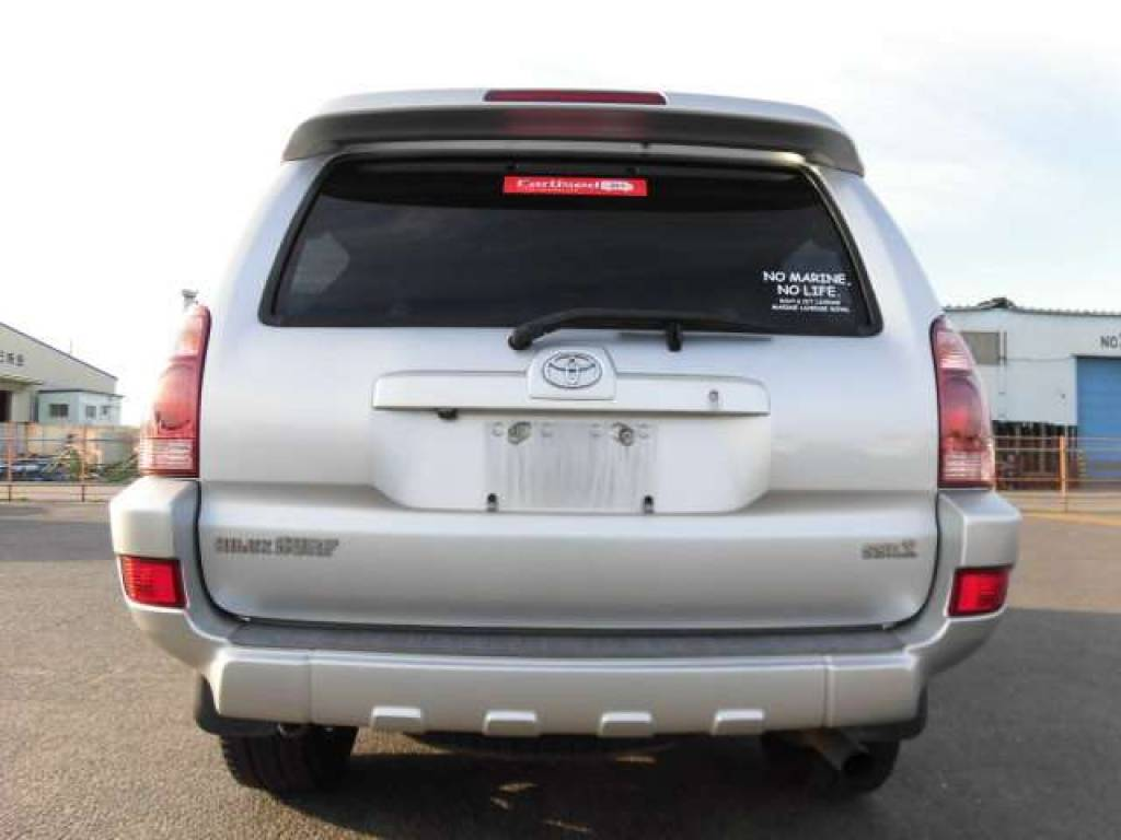 Used 2004 AT Toyota Hilux Surf RZN210W Image[4]