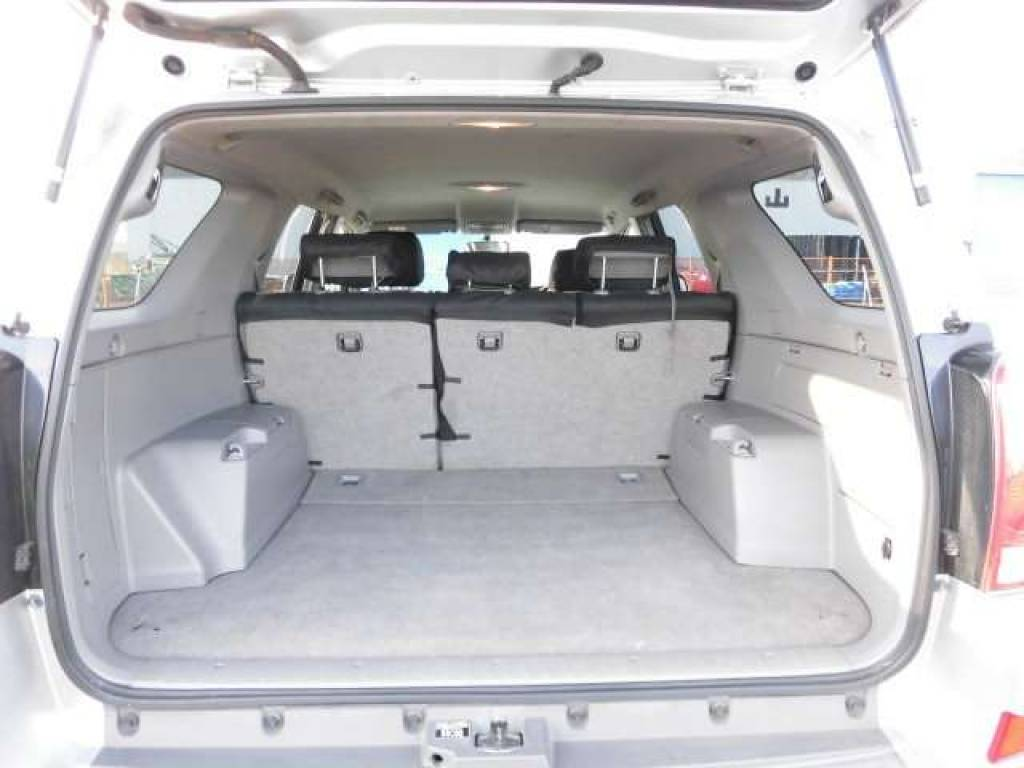 Used 2004 AT Toyota Hilux Surf RZN210W Image[11]