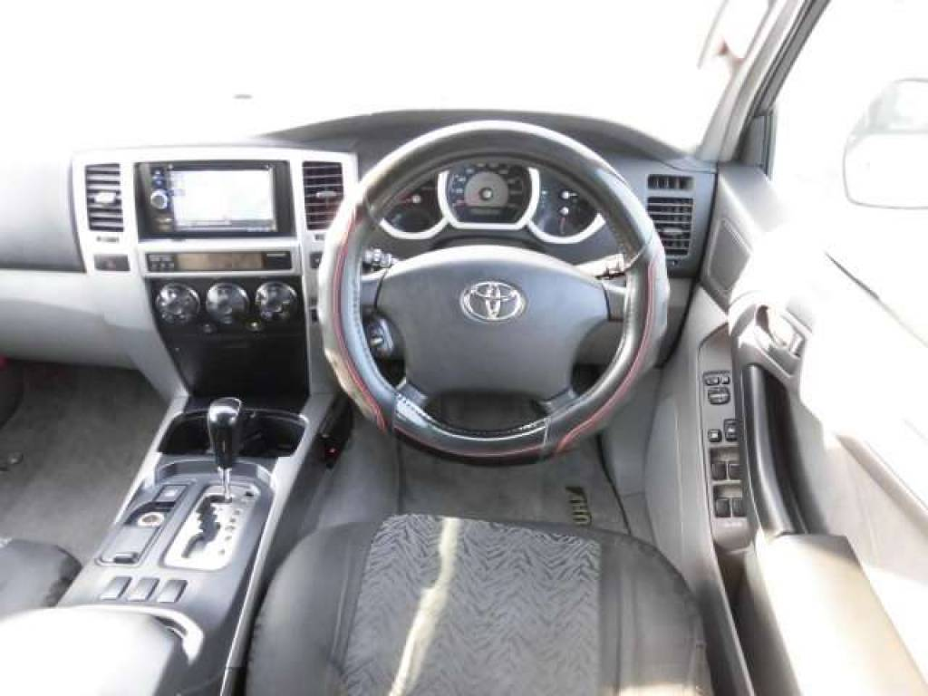 Used 2004 AT Toyota Hilux Surf RZN210W Image[13]