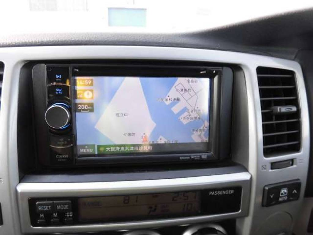 Used 2004 AT Toyota Hilux Surf RZN210W Image[14]