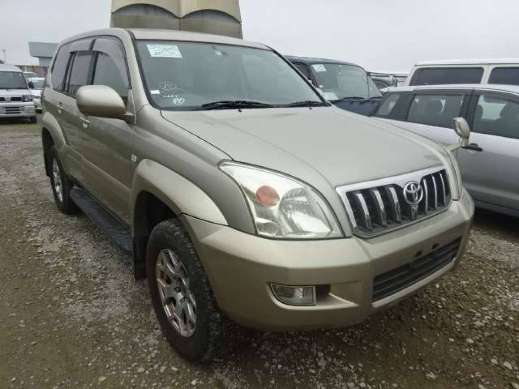 Used 2004 AT Toyota Prado RZJ120W