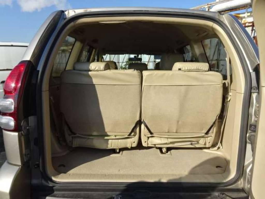 Used 2004 AT Toyota Prado RZJ120W Image[6]