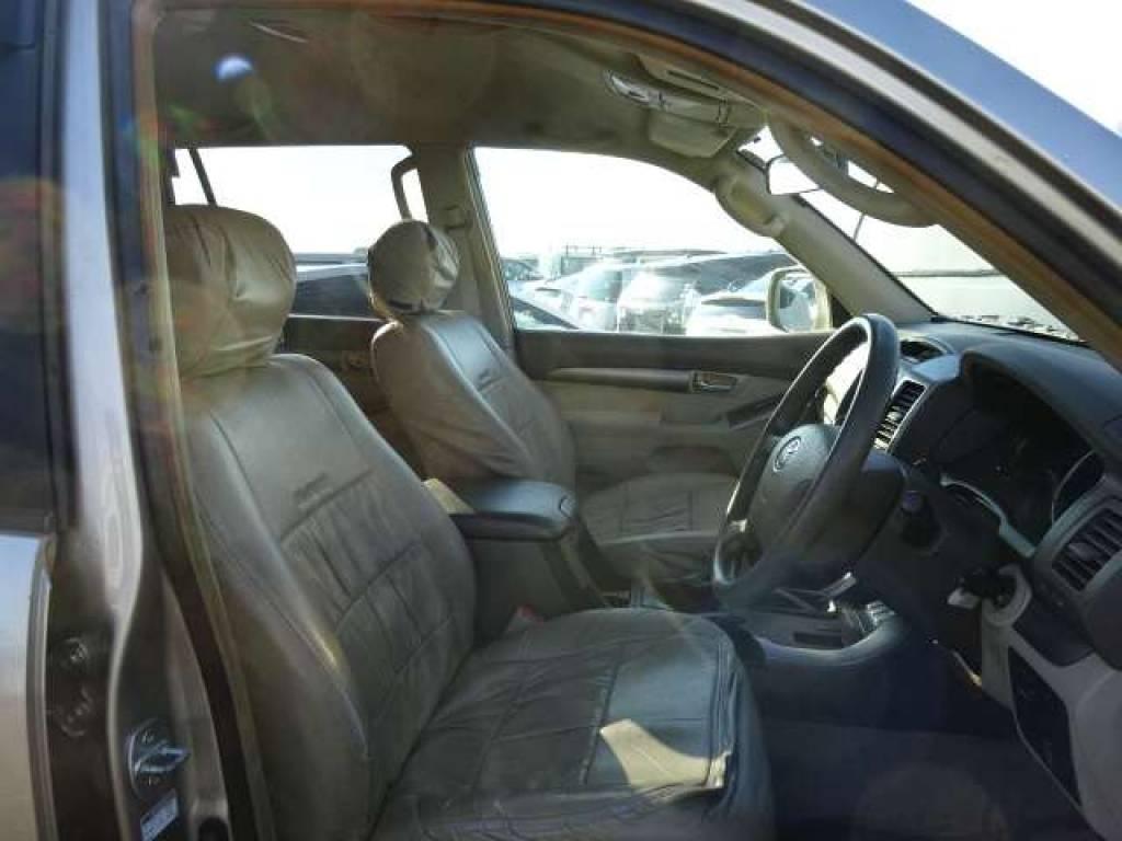 Used 2004 AT Toyota Prado RZJ120W Image[11]
