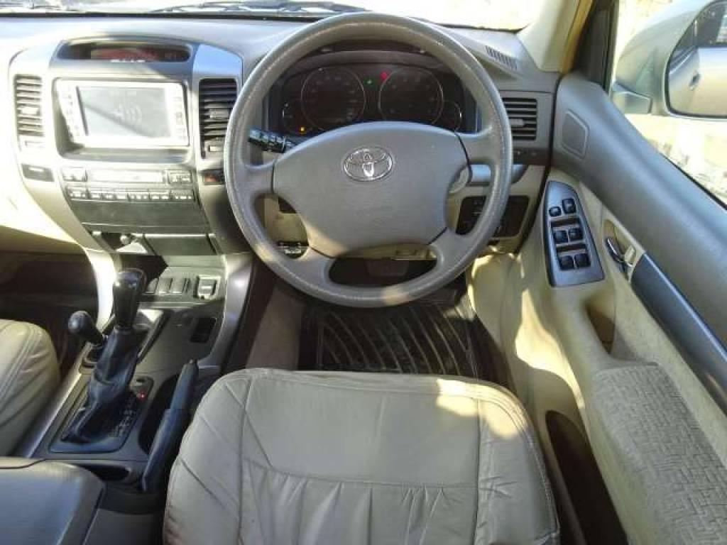 Used 2004 AT Toyota Prado RZJ120W Image[14]