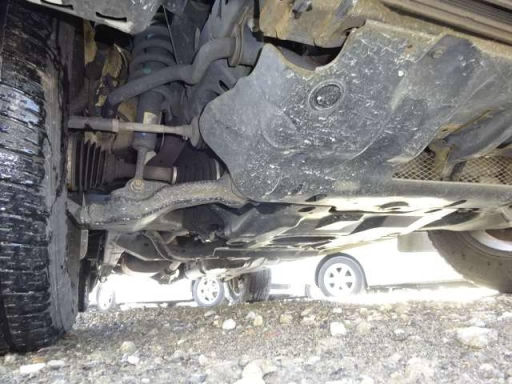 Used 2004 AT Toyota Prado RZJ120W Image[28]
