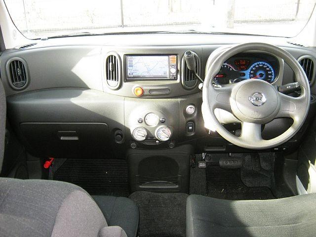 Used 2013 CVT Nissan Cube DBA-Z12 Image[1]