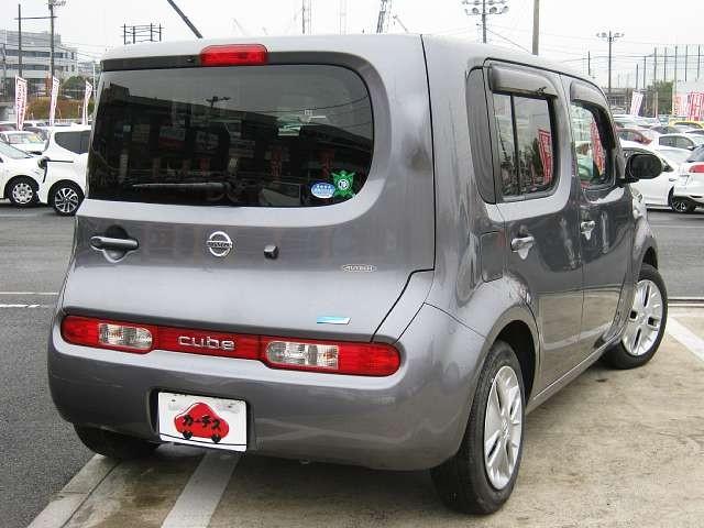Used 2013 CVT Nissan Cube DBA-Z12 Image[2]