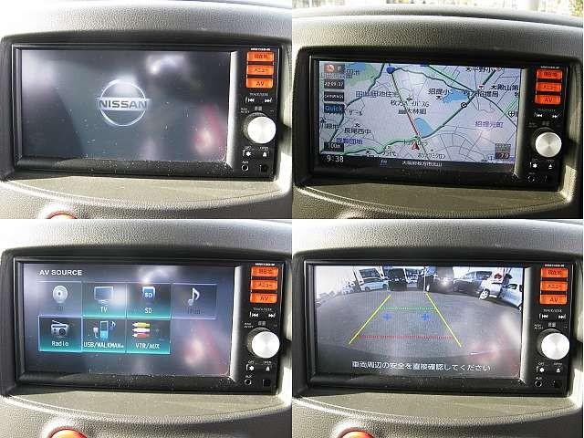 Used 2013 CVT Nissan Cube DBA-Z12 Image[4]