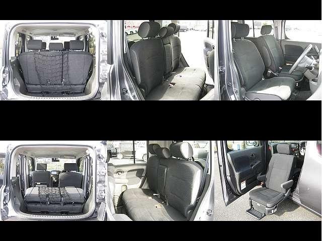 Used 2013 CVT Nissan Cube DBA-Z12 Image[6]
