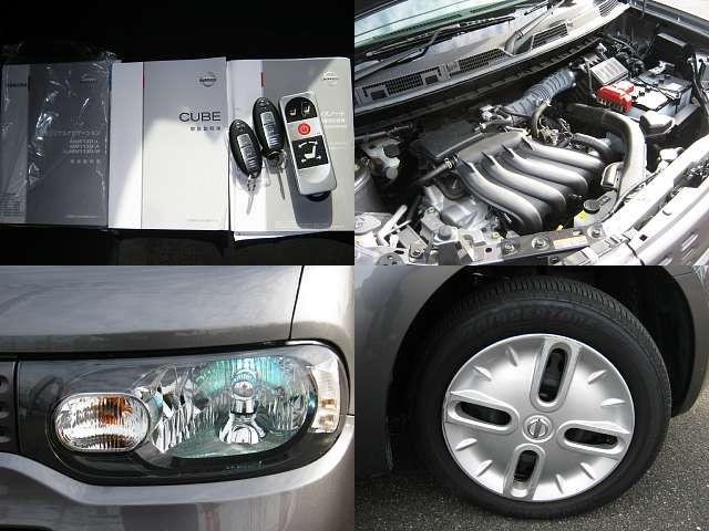 Used 2013 CVT Nissan Cube DBA-Z12 Image[7]