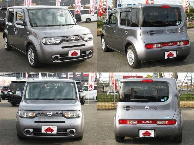 Used 2013 CVT Nissan Cube DBA-Z12 Image[8]