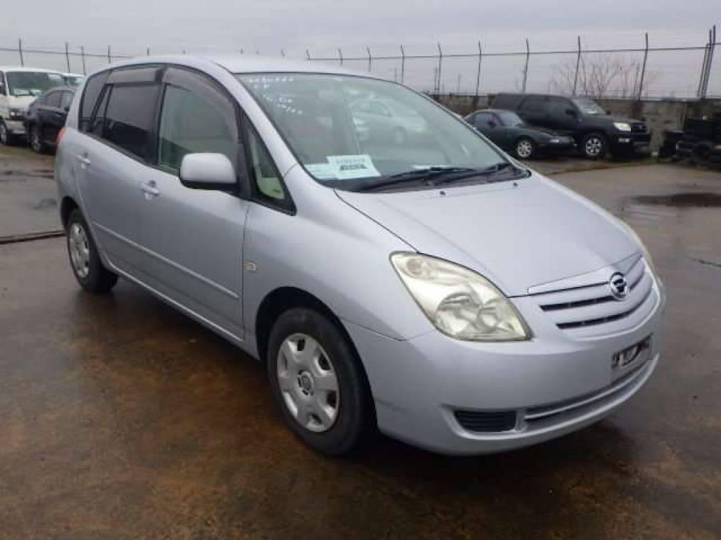 Used 2004 AT Toyota Corolla Spacio NZE121N Image[1]