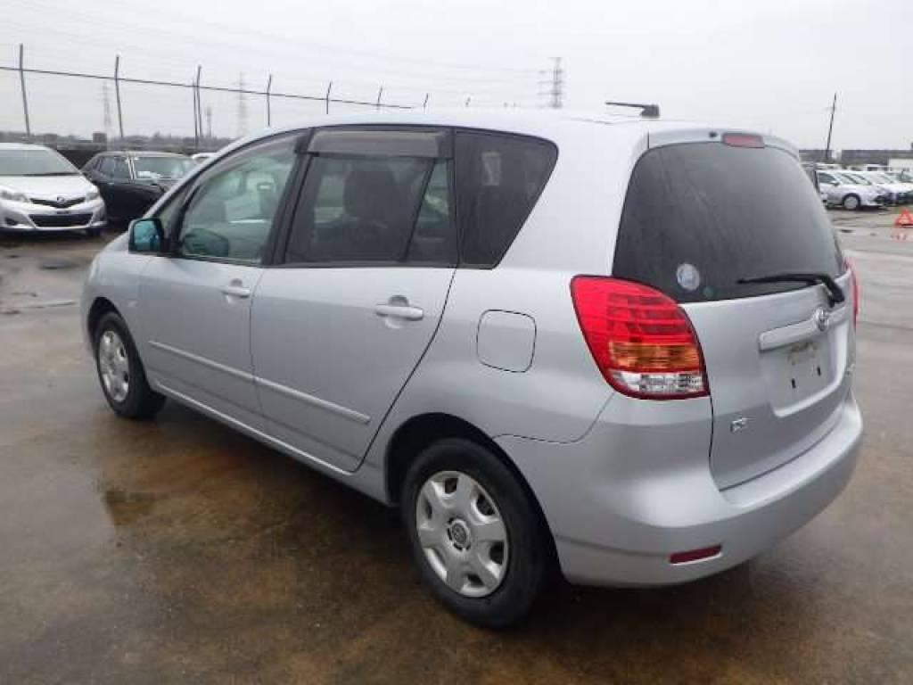 Used 2004 AT Toyota Corolla Spacio NZE121N Image[3]