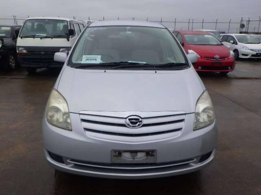 Used 2004 AT Toyota Corolla Spacio NZE121N Image[4]