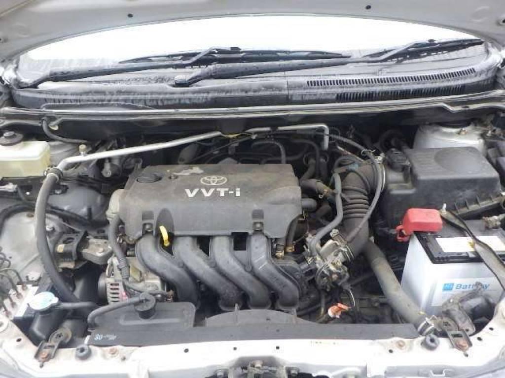 Used 2004 AT Toyota Corolla Spacio NZE121N Image[7]