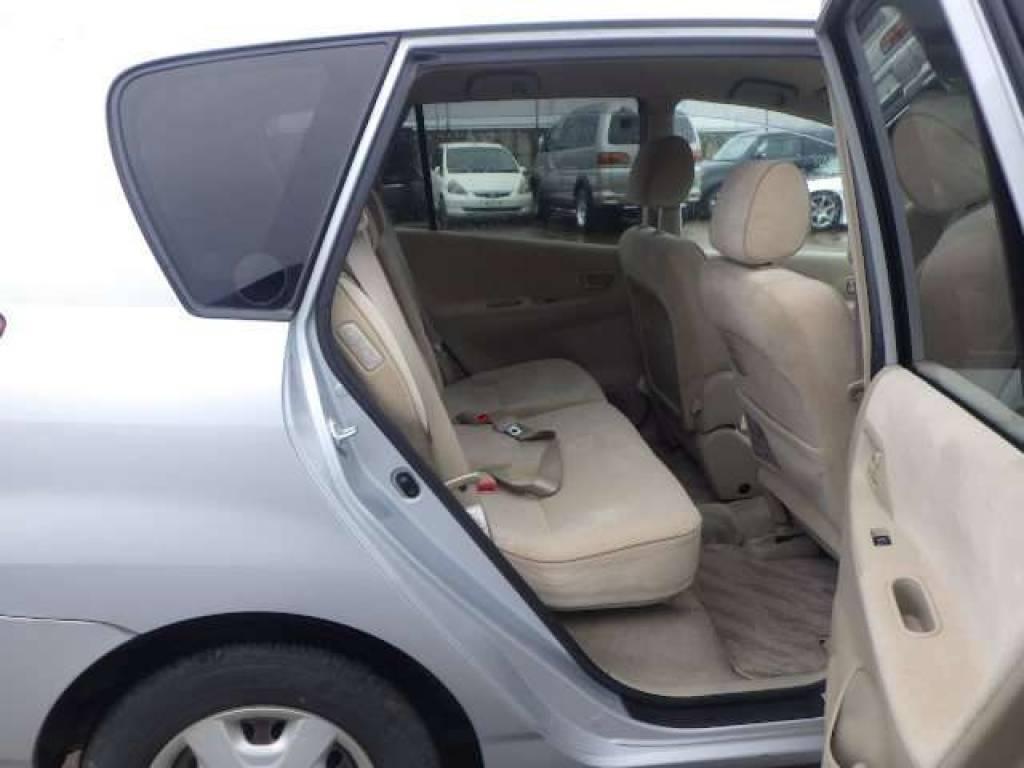 Used 2004 AT Toyota Corolla Spacio NZE121N Image[9]
