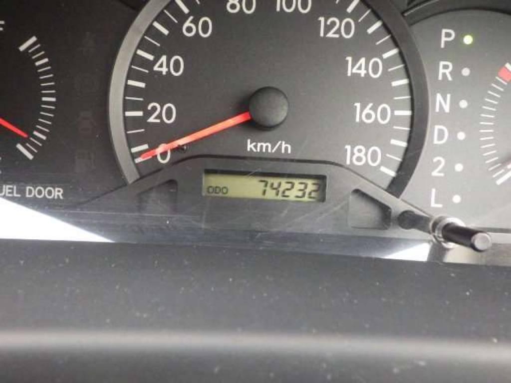 Used 2004 AT Toyota Corolla Spacio NZE121N Image[14]