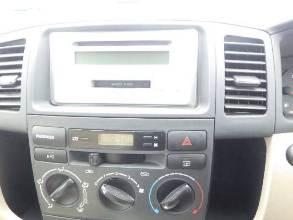 Used 2004 AT Toyota Corolla Spacio NZE121N Image[15]