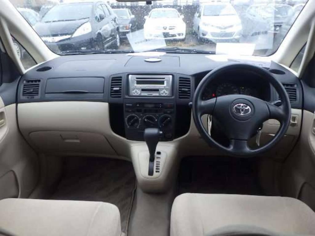 Used 2004 AT Toyota Corolla Spacio NZE121N Image[20]